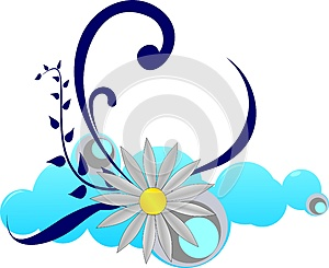 Celestial Flower Stock Images - Image: 24933524