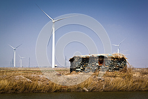 A Stone Shed Royalty Free Stock Images - Image: 24945719