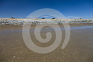 Cars And Beach Royalty Free Stock Photo - Image: 24948855