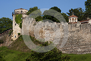 Belgrade Fortress-5 Royalty Free Stock Photography - Image: 24980897