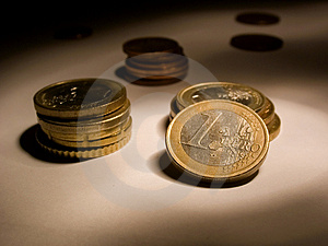 Coins [12] Stock Photo