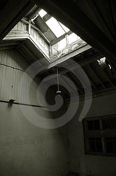 Old Dublin Skylight Stock Photos - Image: 250673