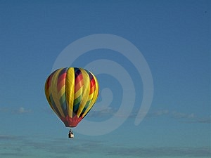 Balloon Festival 1351 Stock Photography