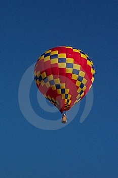 Balloon Festival 3362 Stock Image