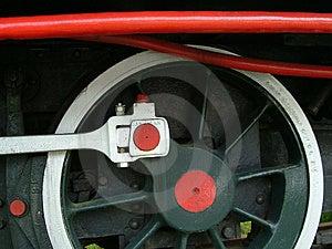 Locomotive Free Stock Photo