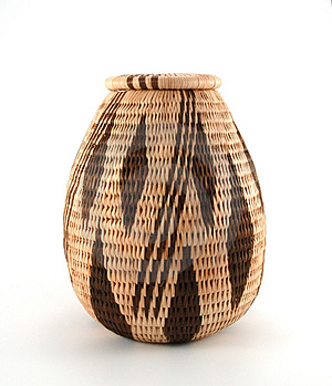 Botswana Basket 1 Free Stock Images