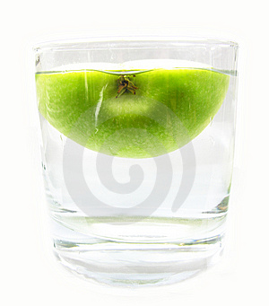 Apple Juice Free Stock Photography