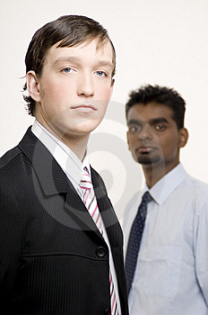 Businessmen 8 Free Stock Photography