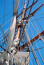 Mast & Crow Nest Stock Photography