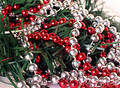 Beaded Garland Stock Image