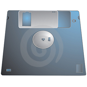 Floppy Disk Royalty Free Stock Images - Image: 2505649