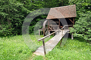 Mill Forest Stock Images - Image: 25014264