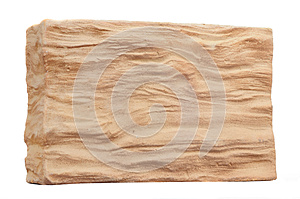 Decorative Wall Facing Plaster Panel Stock Images - Image: 25014334