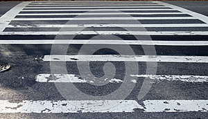 Pedestrian Crossing Stock Photography - Image: 25019952