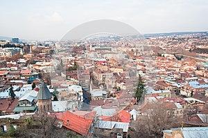 Panoramic View. Tbilisi. Georgia. Stock Photo - Image: 25044290