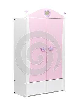 Pastel Color Wardrobe Stock Photography - Image: 25044472