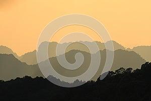 Sunset Royalty Free Stock Images - Image: 25049639
