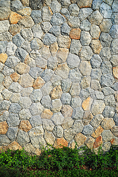 Rock Wall Texture Royalty Free Stock Images - Image: 25051489
