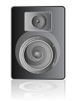 Vector Speaker Stock Photos - Image: 25053243