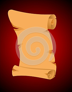 Scroll Royalty Free Stock Photo - Image: 25055005