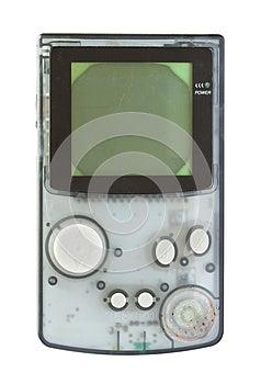 Retro Game Console Stock Image - Image: 25059731