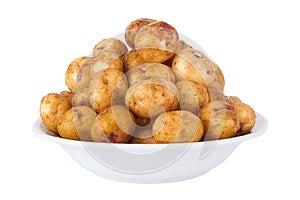 Potatoes Royalty Free Stock Photo - Image: 25060295