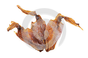 Dried Seafood : Cuttlefish/ Splendid Squid Stock Image - Image: 25061111