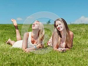 Enjoy The Sun Stock Photo - Image: 25069200