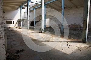 Old Hall Stock Photo - Image: 25090350