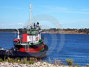 Tugboat Stock Photos - Image: 2516223