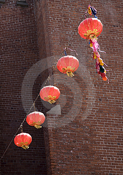 Chinese Lanterns Stock Photos - Image: 2519293