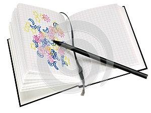 Block Notes Stock Photos - Image: 25105633