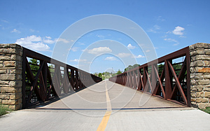 Bridge Royalty Free Stock Image - Image: 25112136