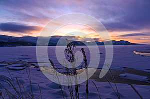 Winter Decline Stock Photography - Image: 25116092