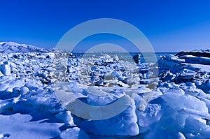 Coast Of The Sea Of Okhotsk Royalty Free Stock Photography - Image: 25119197