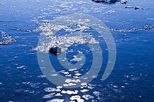 Coast Of The Sea Of Okhotsk Stock Image - Image: 25119601
