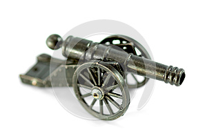Antique Gun Royalty Free Stock Photos - Image: 25131428