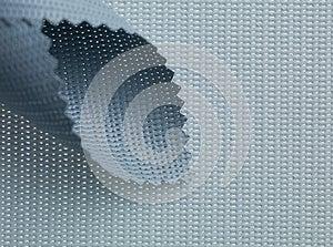 Abstract Grey Fabric Detail Macro Stock Photo - Image: 25132140