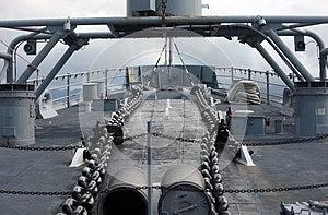Ship Bow Stock Photo - Image: 25165140