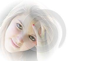 Portrait Of Teenager Stock Photography - Image: 25189132