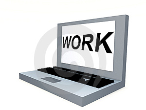 Laptop 9 Stock Photos - Image: 2524903