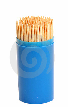 Toothpicks Stock Photo - Image: 2526600