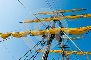 Tall Ship Stock Images - Image: 25207134