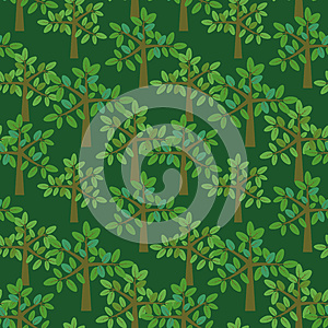 Park Pattern Royalty Free Stock Images - Image: 25226089