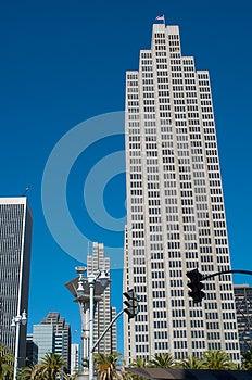 San Francisco Skyscrapers Stock Photos - Image: 25249503