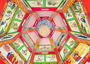 Kuan Im Shrine Stock Image - Image: 25261671