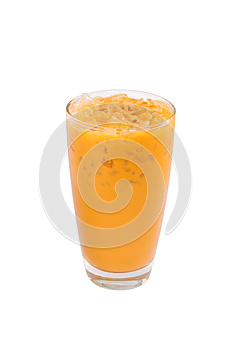 Thai Iced Tea. Royalty Free Stock Image - Image: 25267106