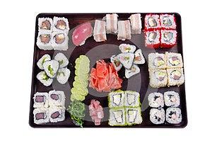Sushi Stock Images - Image: 25274034