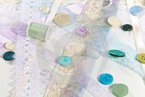 Sewing Stock Image - Image: 25279801