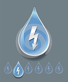Water Energy Stock Photos - Image: 25325083
